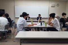 アルバイトミーティング